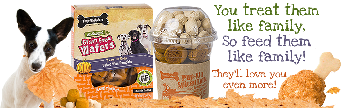 Three Dog Bakery Albuquerque - The Bakery for Dogs - All Natural, Fresh-Baked, Ultra Premium Dog Food, and Treats for Dogs